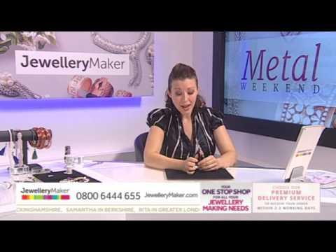JewelleryMaker LIVE 21/08/2016 5pm-10pm