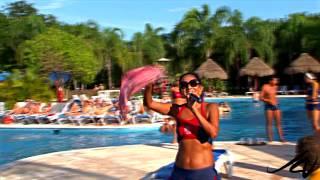 Grand Riviera Princess -  Riviera Maya Mexico 2015 /2016 Dream Vacatation Getaway part 2   YouTube