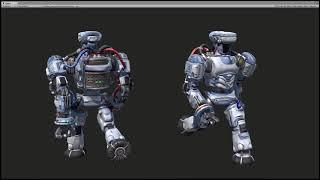 robot 01 anim