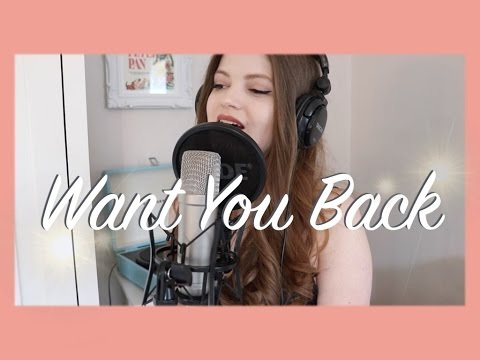 HAIM - Want You Back - acoustic cover