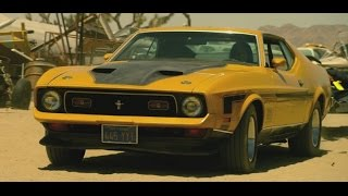 '71 Mustang Mach 1 in Bounty Killer