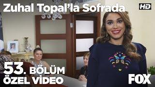 Zuhal Topal, Melike ve Fatma hanıma kaç puan verdi? Zuhal Topal'la Sofrada 53. Bölüm