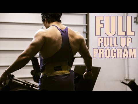 The Best Program For Building A MASSIVE Back (Free)