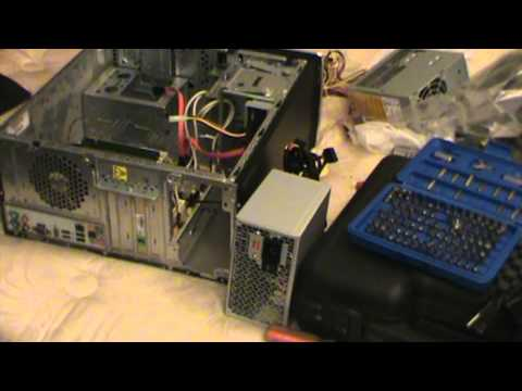 How To Replace HP Pavilion Desktop Power Supply (You Don't