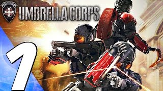 Resident Evil Umbrella Corps (PS4) – Gameplay Walkthrough Part 1 – Prologue & Review (Full Game)