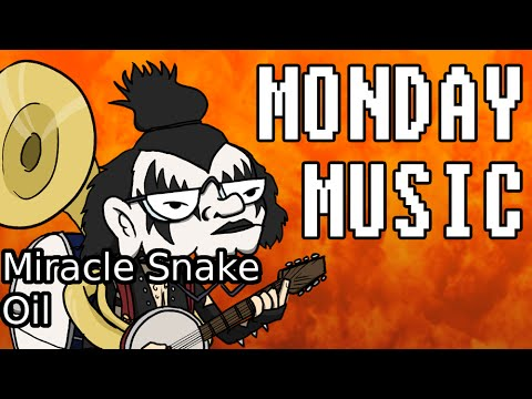 monday-music:-miracle-snake-oil