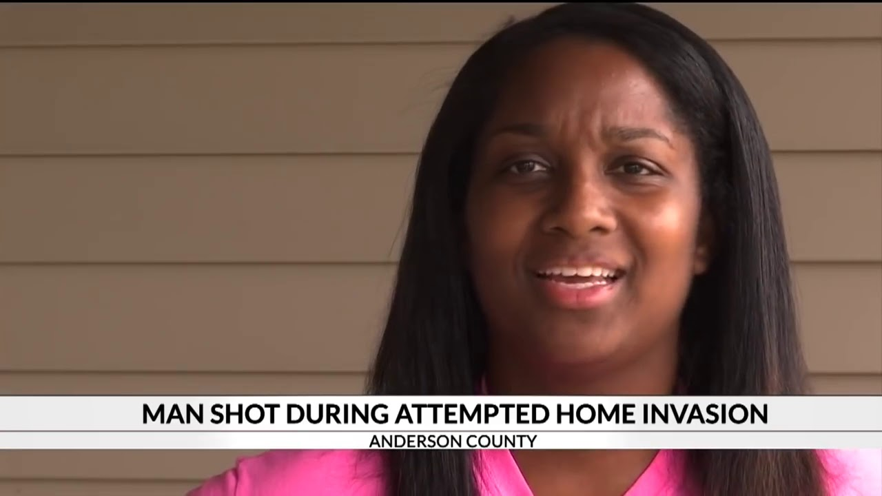 "Mother Of 3 Shot Home Intruder! ""I Would've Killed Him If I Had To"""