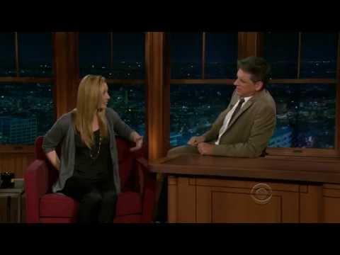 Late Late Show with Craig Ferguson 6/24/2010 Lisa Kudrow, James Dyson
