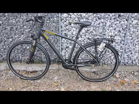 Raleigh Rushhour 6 5 Trekking Bike 2018 8-G Shimano Alfine Gates Carbondrive