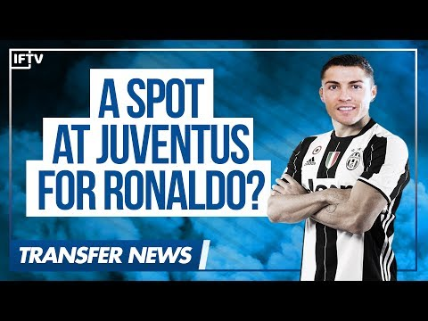 """""""THERE'S SPACE AT JUVENTUS FOR CRISTIANO RONALDO!"""" 