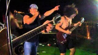 Riff Raff - Ac/Dc Tribute Band - Le Bombarde Live Beach