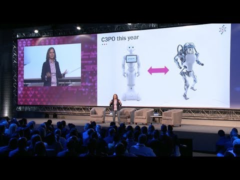 The Robots are Here | Sarah Bergbreiter | SingularityU South Africa