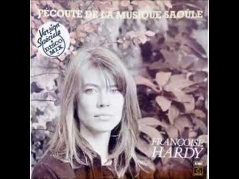 Françoise Hardy - J'écoute de la musique saoûle (maxi 45 tours HQ audio)