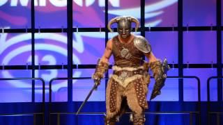 Phoenix Comicon 2013 - Dragon-Born Dovahkiin