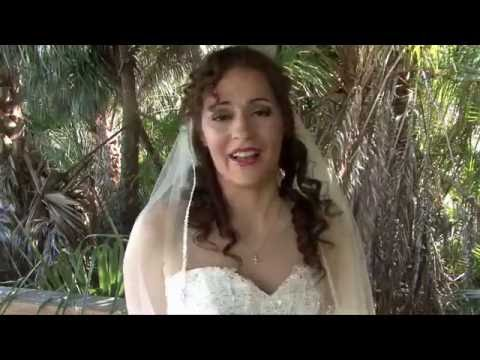 Botanical Gardens Florida Tech Melbourne -Lindsey & Justin Sweeney Wedding Highlights