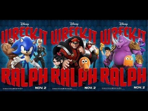 Trailer do filme Detona Ralph 2
