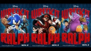 Wreck it Ralph Trailer 2