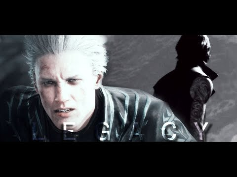 ● Devil May Cry 5 - L E G A C Y ● thumbnail
