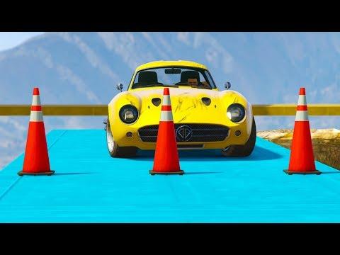 PROHIBIDO PASAR!! - CARRERA GTA V ONLINE - GTA 5 ONLINE