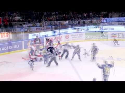#18 Jesper Fasth - Goals and Assists (HV71)
