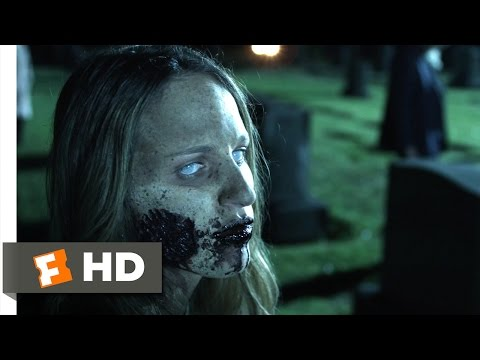 Zombie Night 810 Movie   Dammit, Not the Cemetary 2013 HD