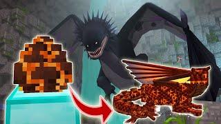 Minecraft Thủ Lĩnh Rồng #31 : Rồng Dung Nham Địa Ngục