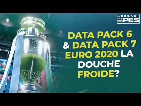 PES 2021 : Data Pack 6 & 7 EURO 2020, la déception?