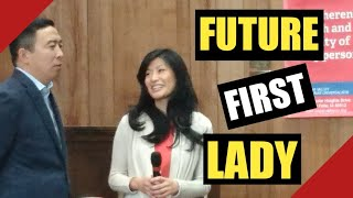 Q&A Evelyn Yang on the Freedom Dividend & Being a Mom