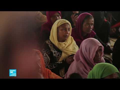 هكذا تم اغتصاب وبيع نساء الروهينغا بعد هربهم من بورما  - 12:55-2018 / 10 / 15