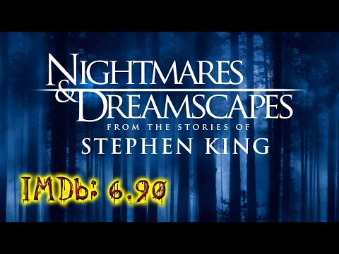 """Download Stephen King Movie """"Nightmares & Dreamscapes"""" Thriller, Horror, Fantasy, Mystery, Sci-Fi, full movie"""