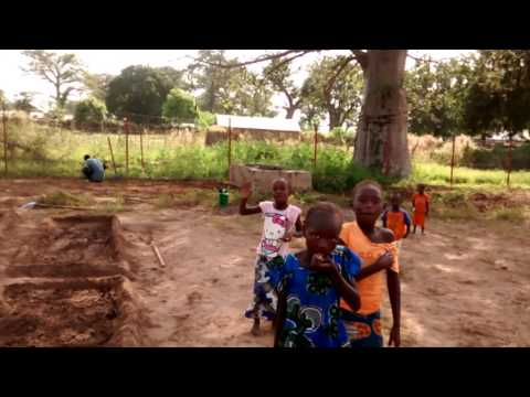 Energy from the Earth Gambia -from november 2015 to june 2016