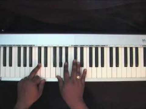 Because Of Who You Are Vickie Yohe Piano Tutorial Youtube