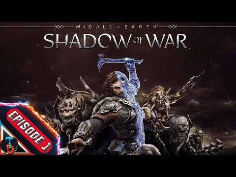 Middle Earth Shadow Of War Mobile – Starting The Journey