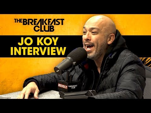Comedian Jo Koy On Catching His Son In The Act, Charlamagne's Masturbation Techniques + More