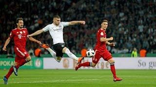 DFB-Pokal: Top 10 Tore der letzten Saison