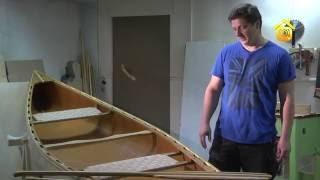 Лодка своими руками. Как построить каноэ в две руки // FORUMHOUSE