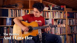 Frano - And I Love Her (The Beatles arr. Pat Metheny)