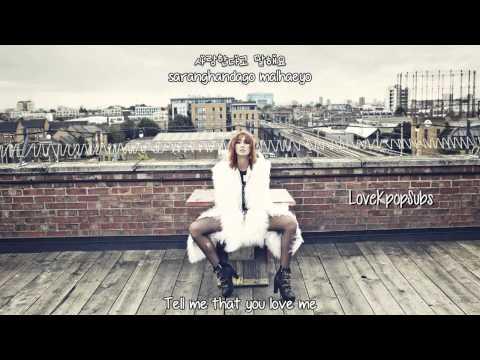 Hyorin   Closer English subs + Romanization + Hangul HD