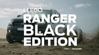 Ford Ranger - Black Edition