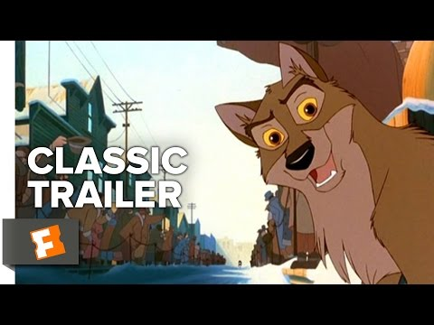 Random Movie Pick - Balto (1995) Official Trailer - Kevin Bacon, Phil Collins Animated Movie HD YouTube Trailer