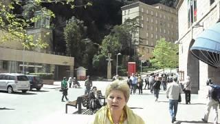 L`excursion à Montserrat