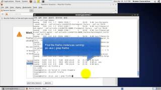 Kill command in linux