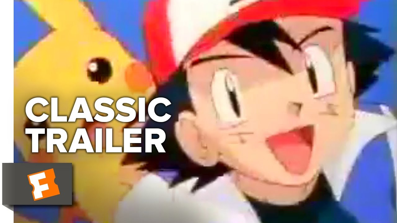 Pokemon The Movie 2000 2000 Trailer 2 Movieclips Classic