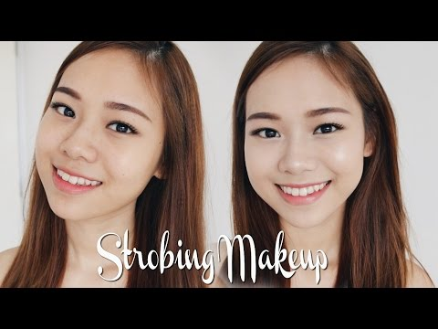 Flawless & Glowing Foundation Routine | Strobing Makeup | ENG SUB
