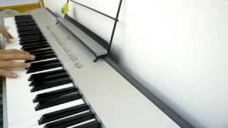 富士山下 (By Eason Chan 陳奕迅) - Piano