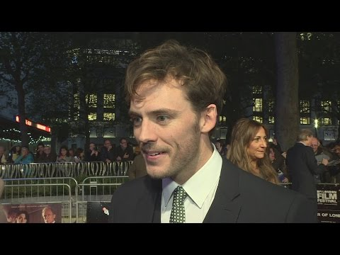 Their Finest: Sam Claflin STILL doesn't get recognised