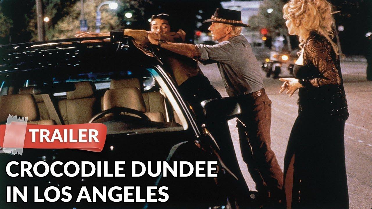 Crocodile Dundee In Los Angeles 2001 Trailer Paul Hogan Youtube