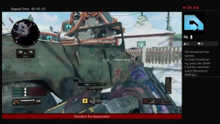 Call Of Duty: Black Ops 4 LiveStream