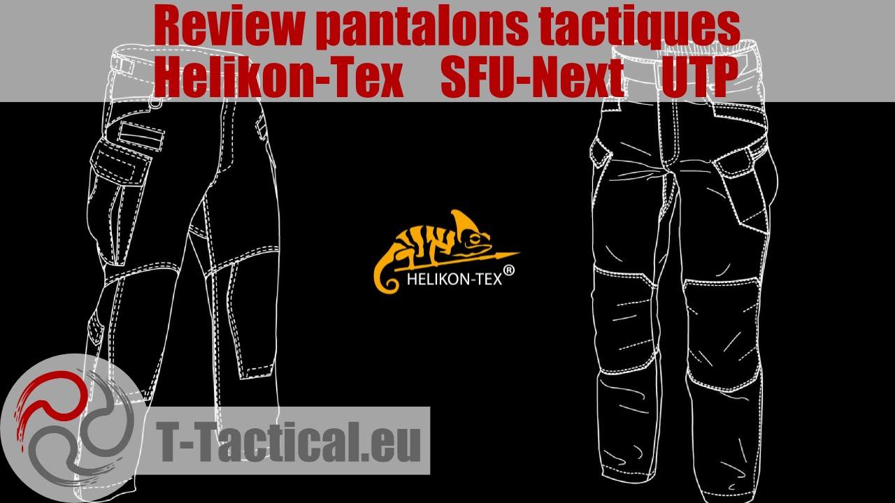 Helikon-Tex Urban Pantalon tactique Ripstop Bleu Marine