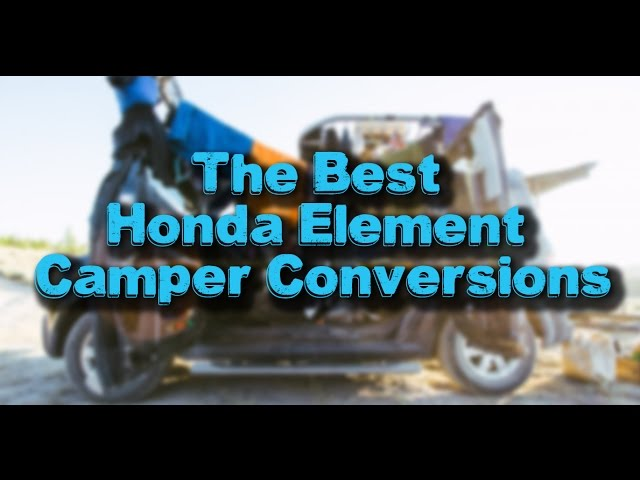 Tour of Honda Element Camper | TravelerBase | Traveling Tips